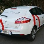 Habillage voiture | Signalétique